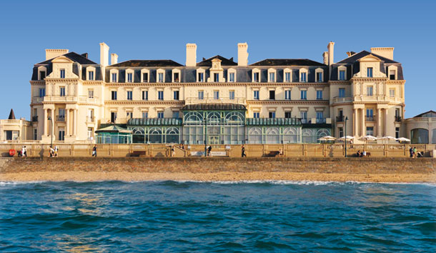 Hotel Thermes Saint Malo