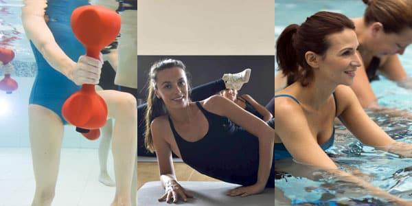 Réservez vos cours Aqua et Fitness