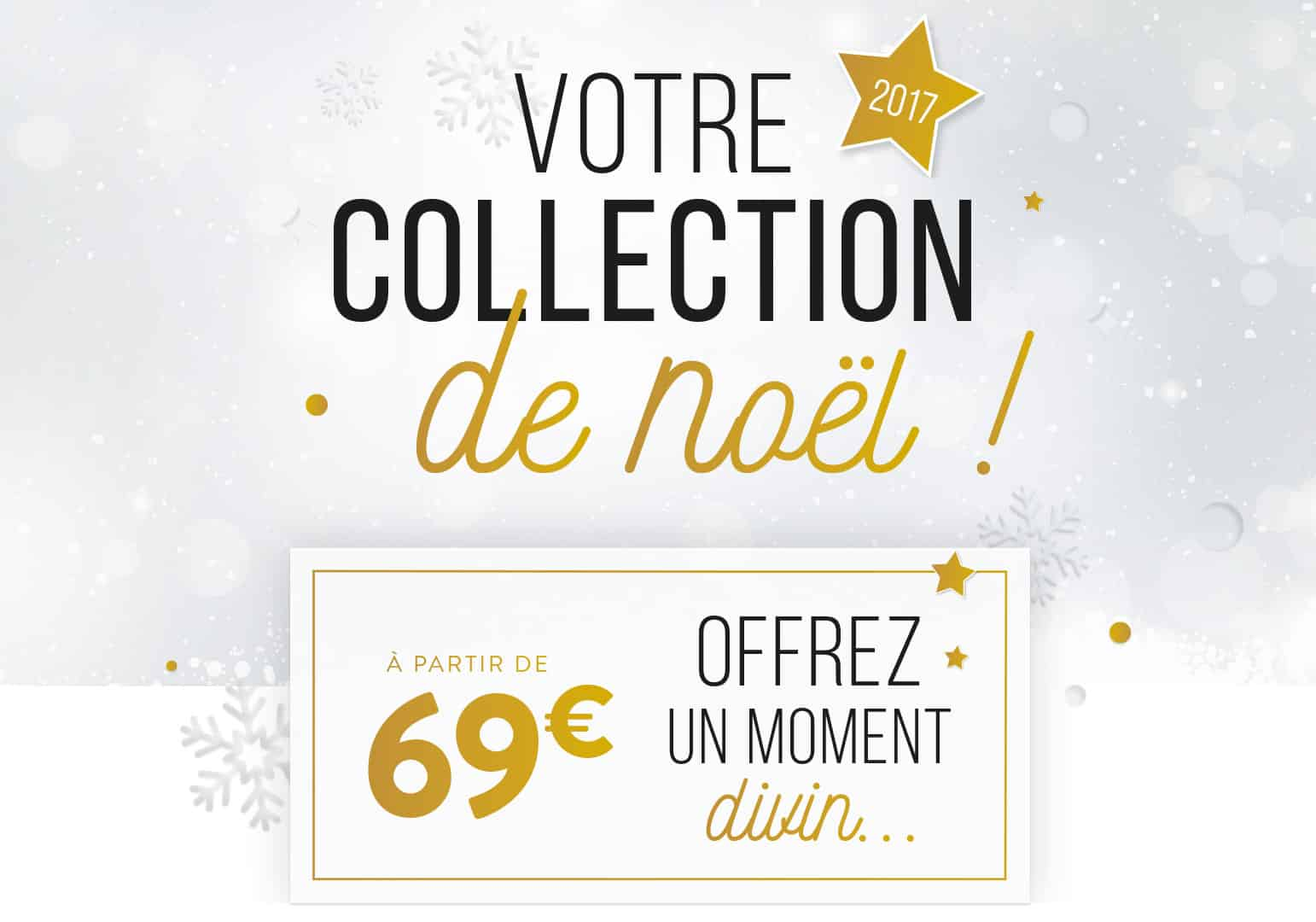Votre collection de Noël