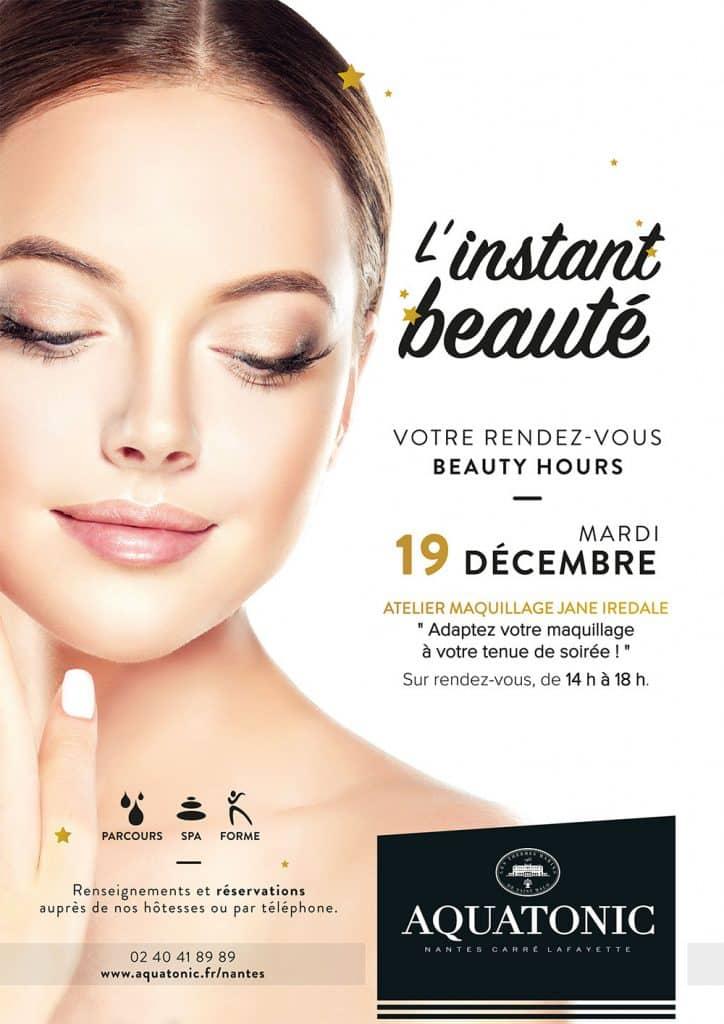 Rendez vous beauté à Nantes