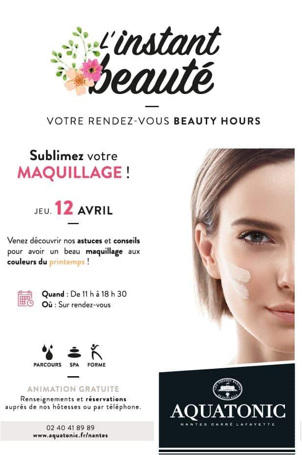 Maquillage Nantes