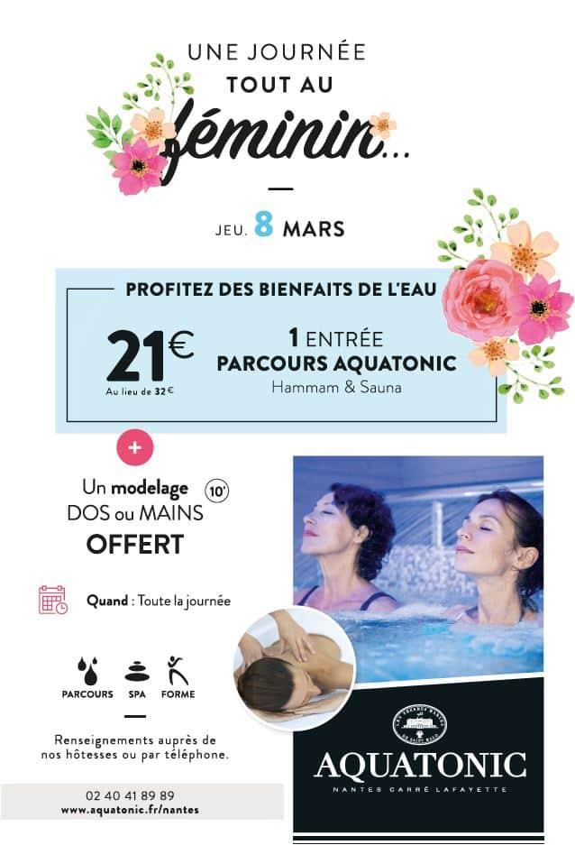 Journée de la femme à Nantes