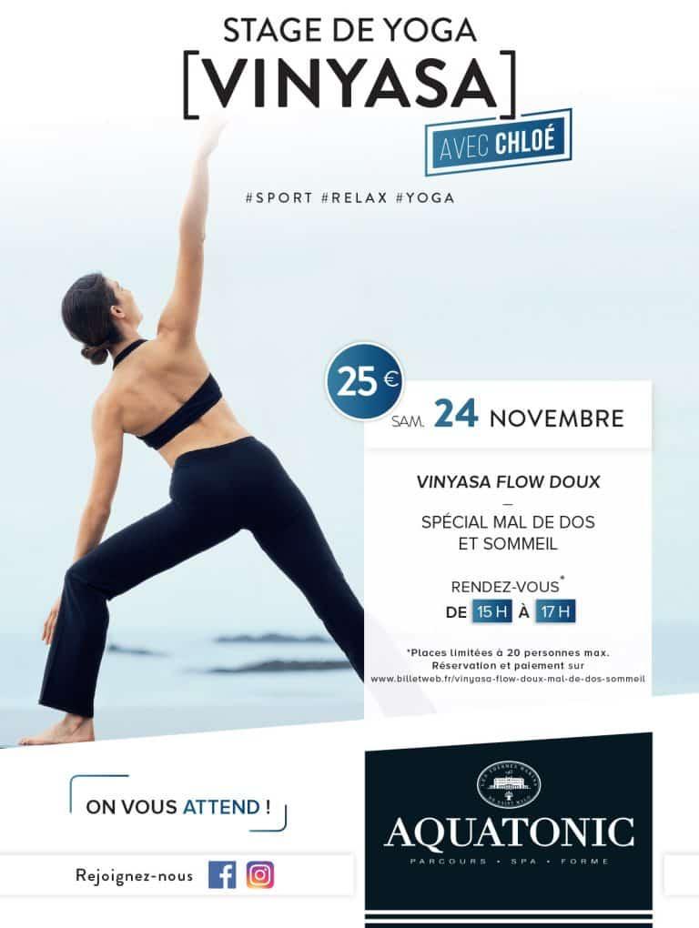 Stage de Yoga a Nantes