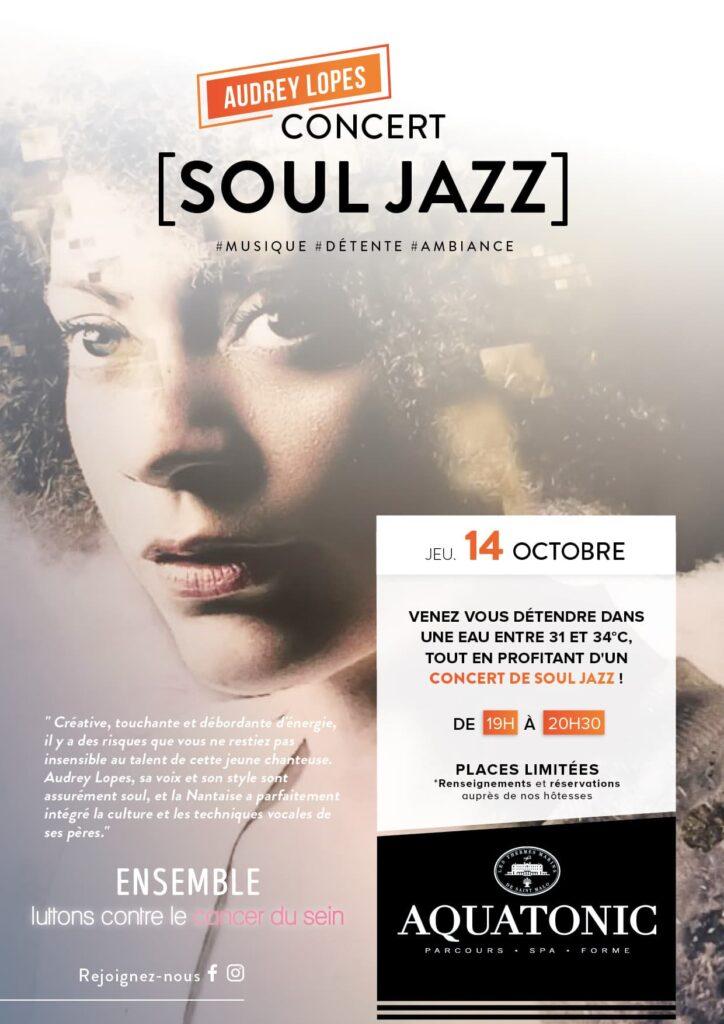 Concert Soul Jazz