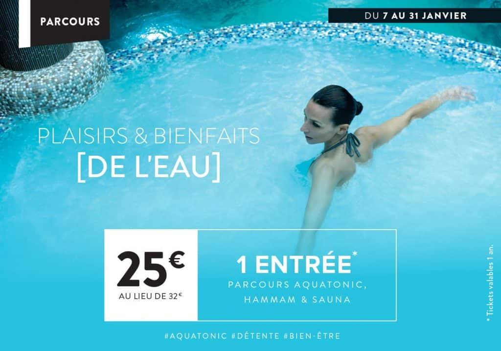 Aquatonic moins cher à Nantes