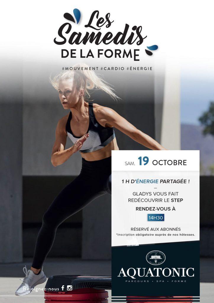 Samedi forme à Nantes