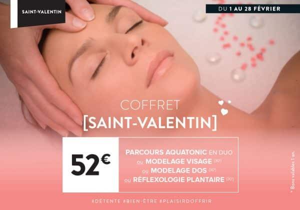Cadeau bien-etre saint-Valentin à Nantes