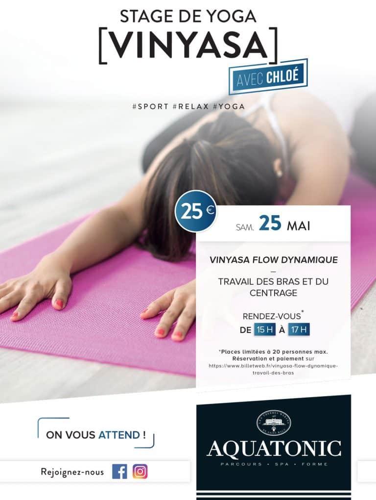 Yoga le 25 mai a Nantes