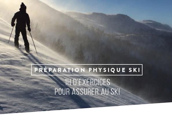 Des activités pour assurer au ski