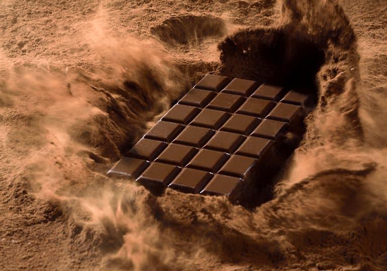 bienfaits du chocolats