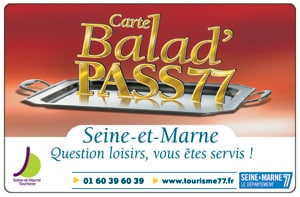 carte BaladPass 77