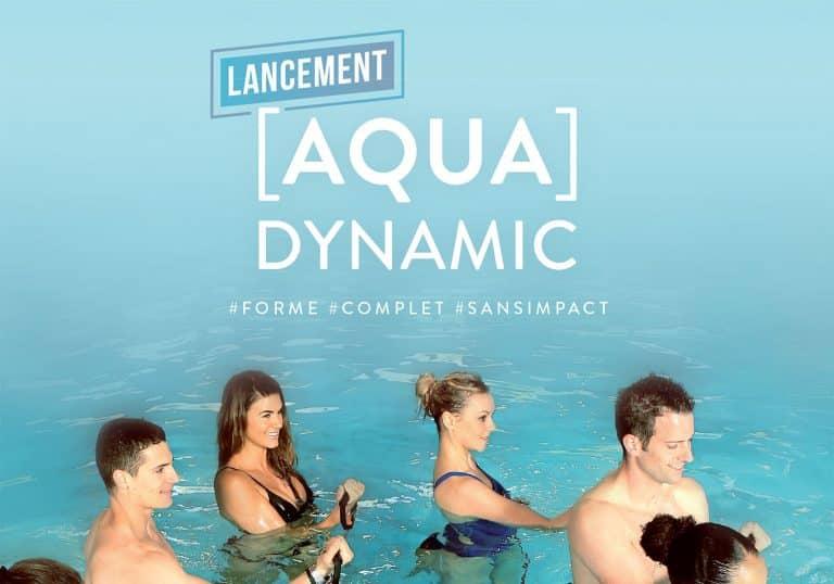 Nouveau : Aquadynamic à Montevrain