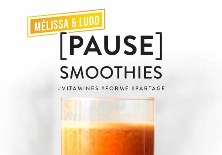 Pause-smoothie à PAris