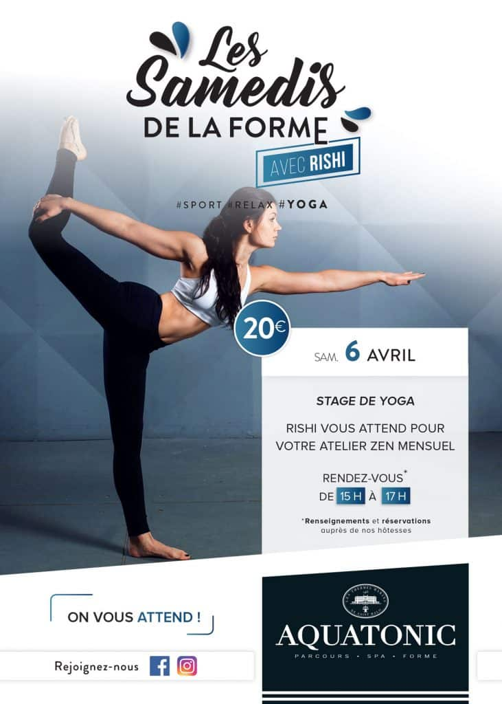 stage de yoga nantes