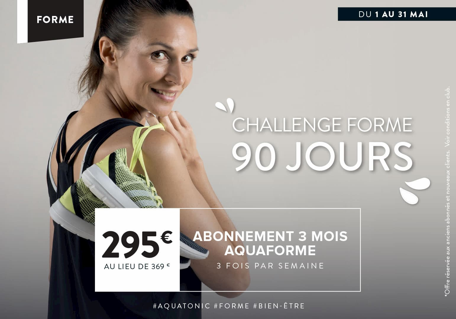 Challenge Forme 90 jours