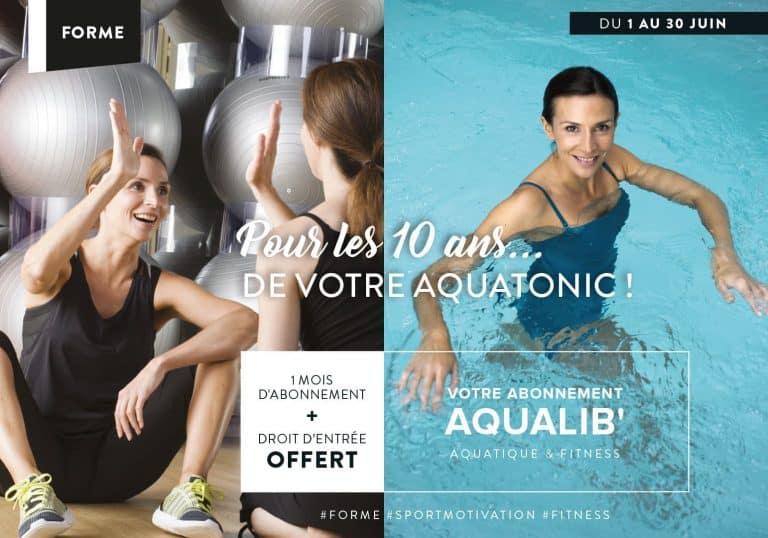 Promo abonnement Sport pour l'été à Montévrain