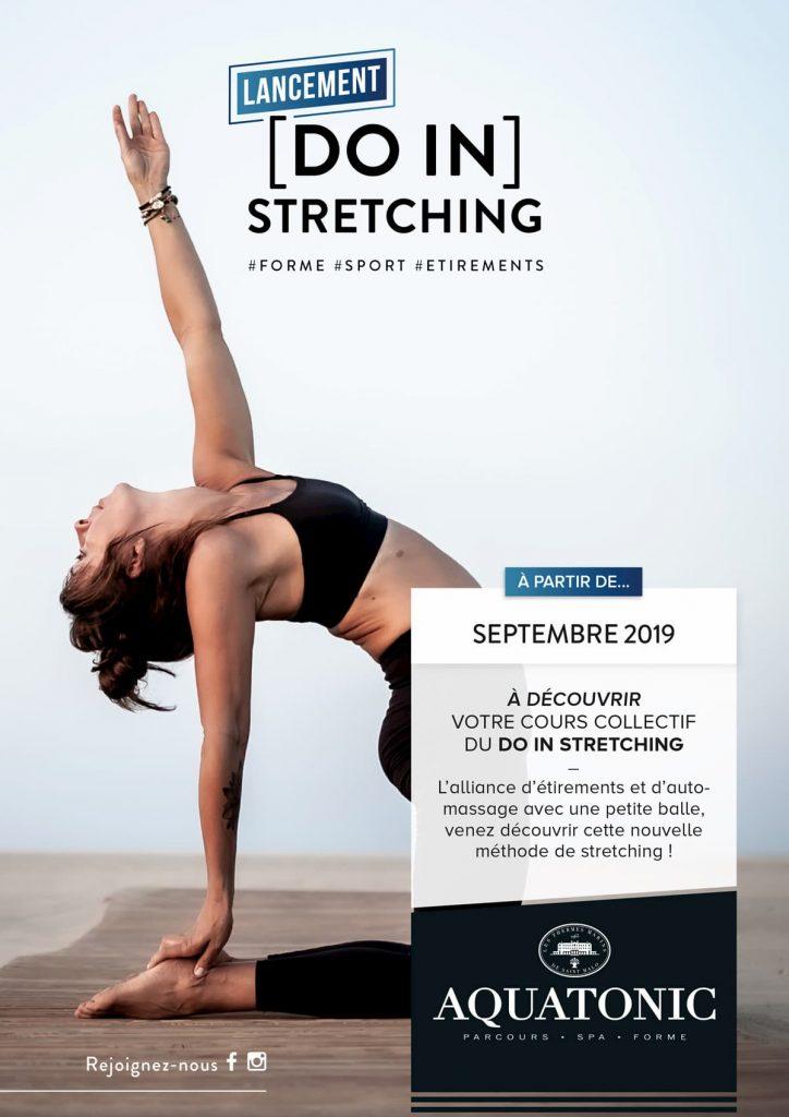Do In Stretching à partir de septembre 2019