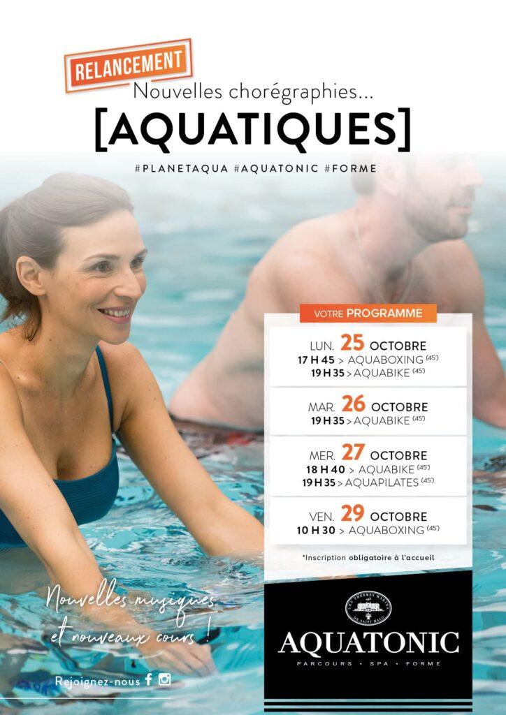 Relancement Aquatiques