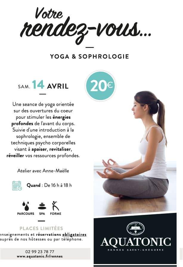 yoga sophrologie rennes