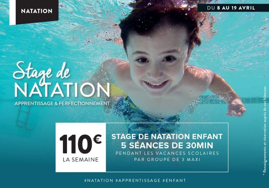 Cours de natation à Rennes