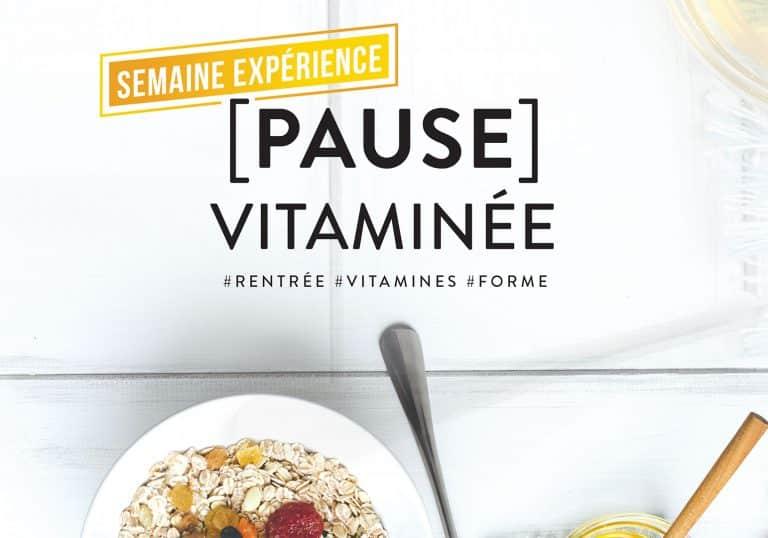 Pause vitaminé