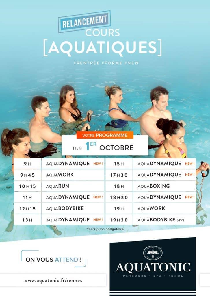 Nouveau Cours Aquatique