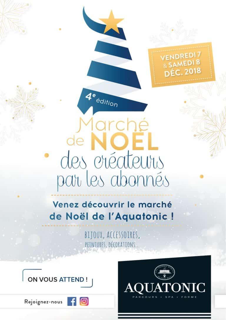 Marché de Noel de l'Aquatonic