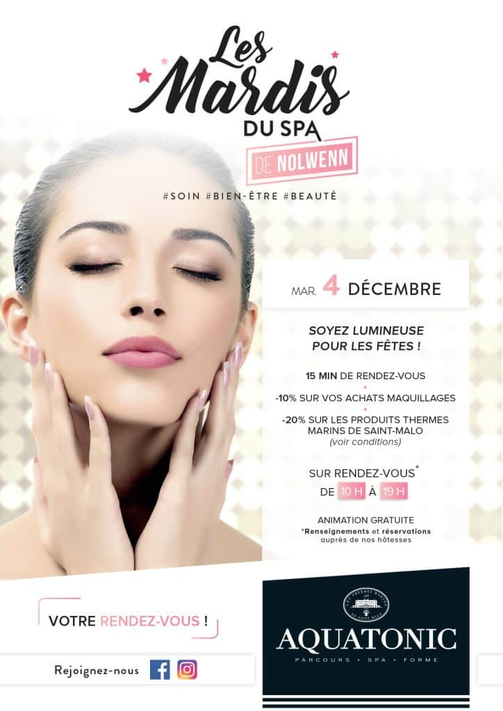 Mardis du spa à Rennes