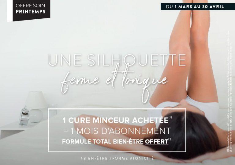 Soin Spa du Mois a Rennes pour une slilhouette ferme et tonique