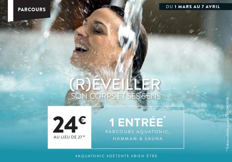 Offre Aquatonic a Rennes