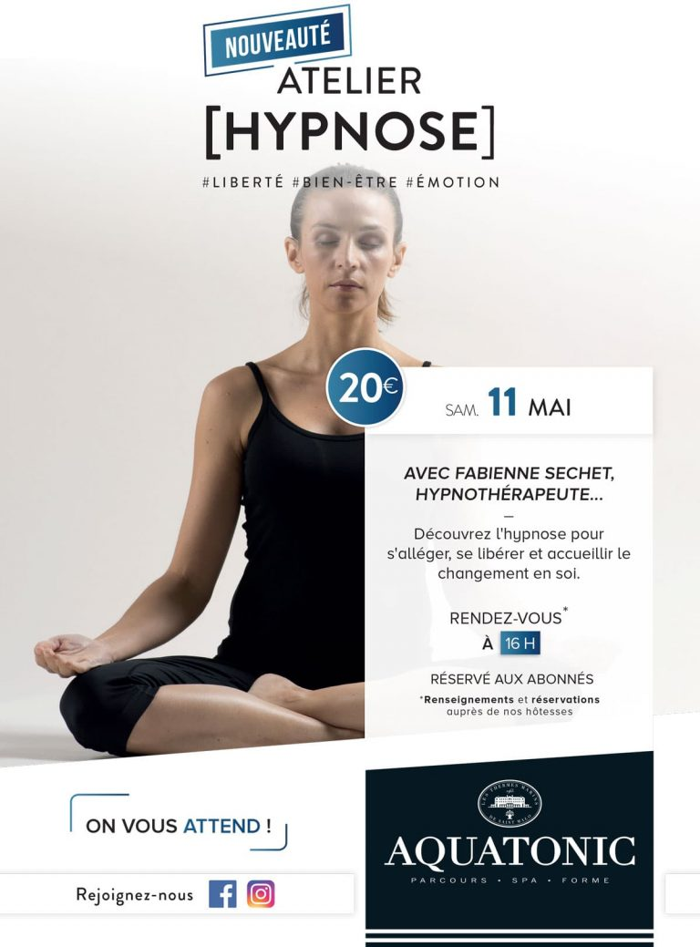 Atelier Hypnose a Rennes