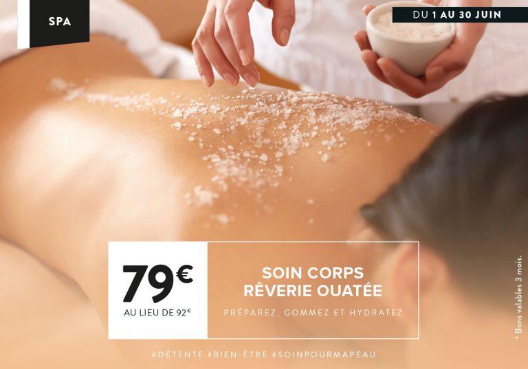 Sois Spa du Mois à Rennes : Reverie Ouatée