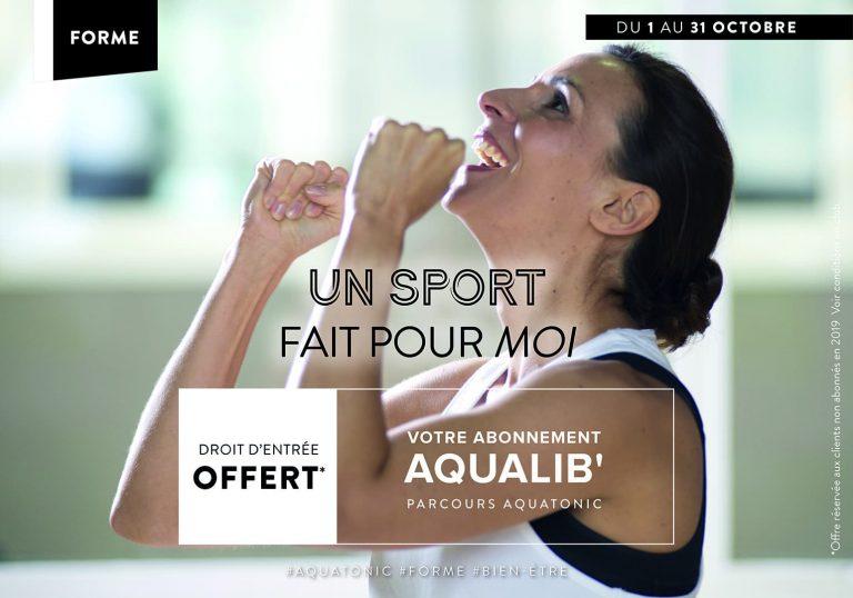 Offre abonnement Sport a RENNES