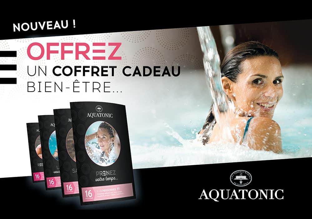 Coffret Cadeau Aquatonic
