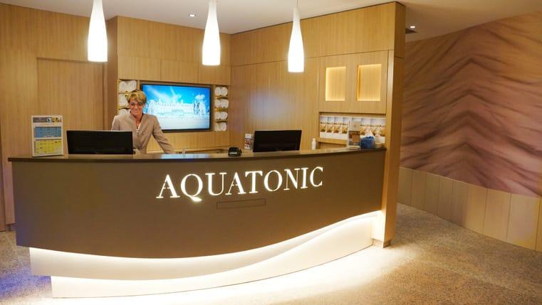 Accueil Aquatonic Saint-Malo