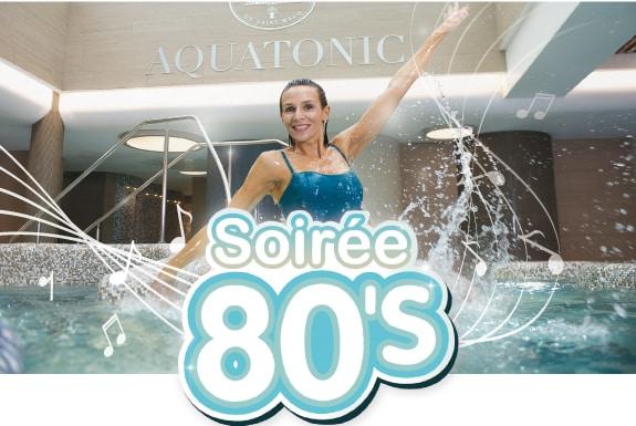 Soirée à l'Aquatonic de Saint-Malo