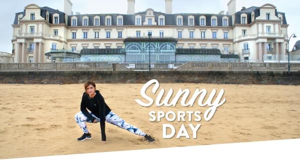 Sunny Sports Day à l'Aquatonic de St-Malo