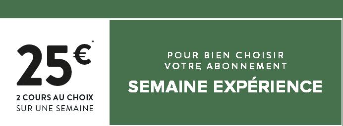 Testez 2 cours Sport à SAint-Malo pour 25€