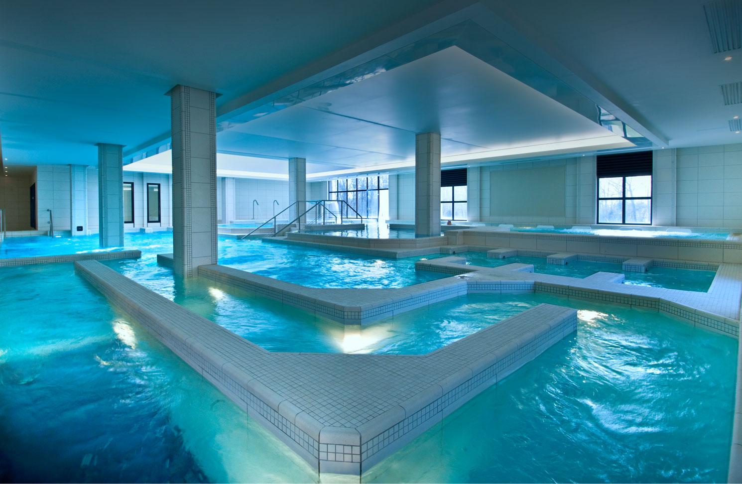 Thalasso Spa Treatments Thermes Marins Spa Aquatonic