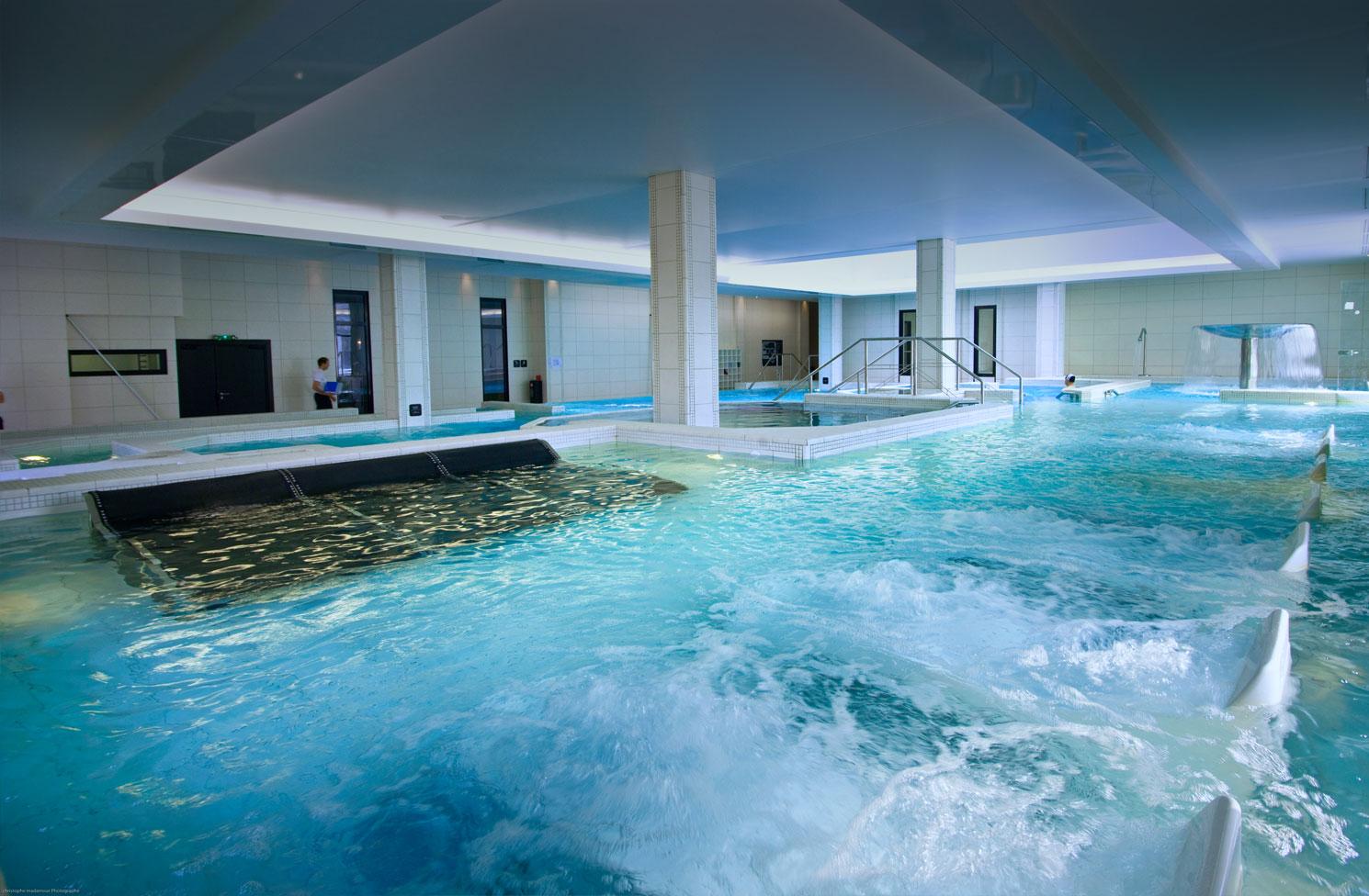 Aquatonic Pool Thermes Marins Spa Aquatonic
