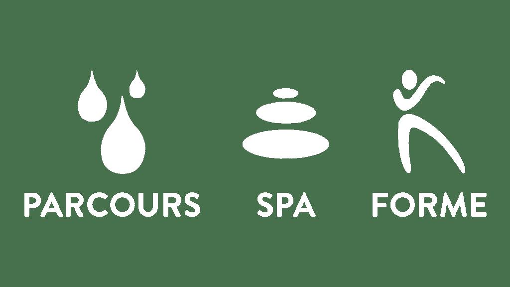 Parcous, Spa, Forme