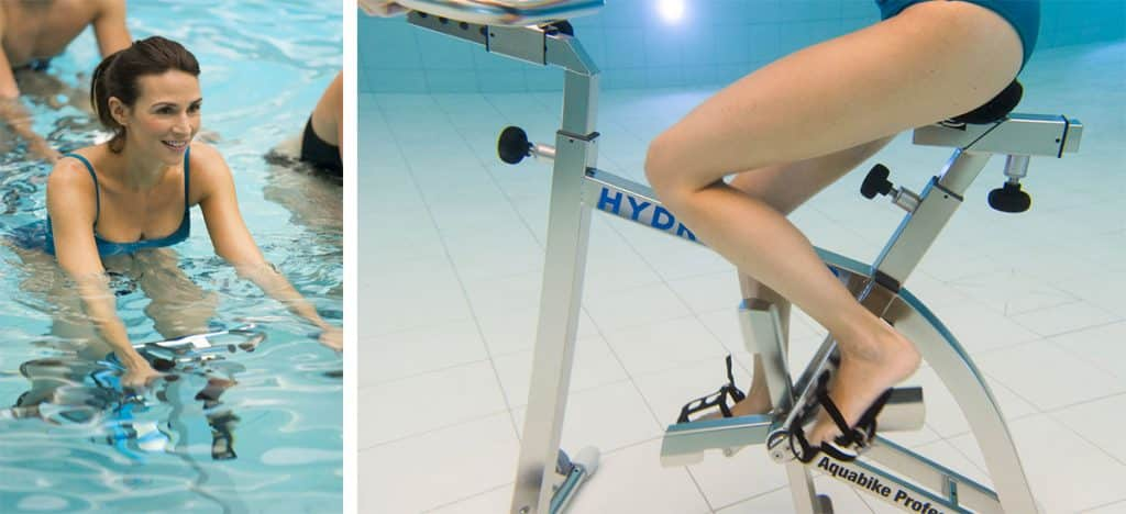 Aquabiking Aquatonic