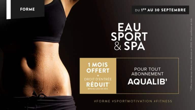 Offre abonnement Sport à Saint-Malo