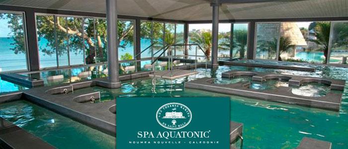Spa Aquatonic Nouméa