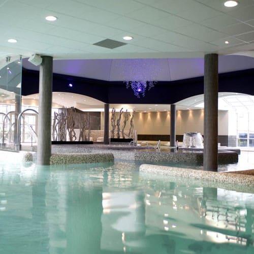 Carnet de 5 Parcours Aquatonic, hammam et sauna