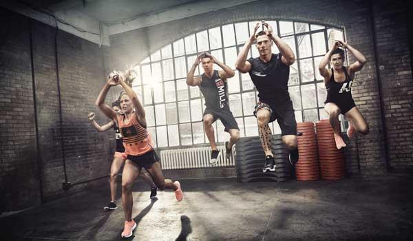 bodyattack : cours de fitness