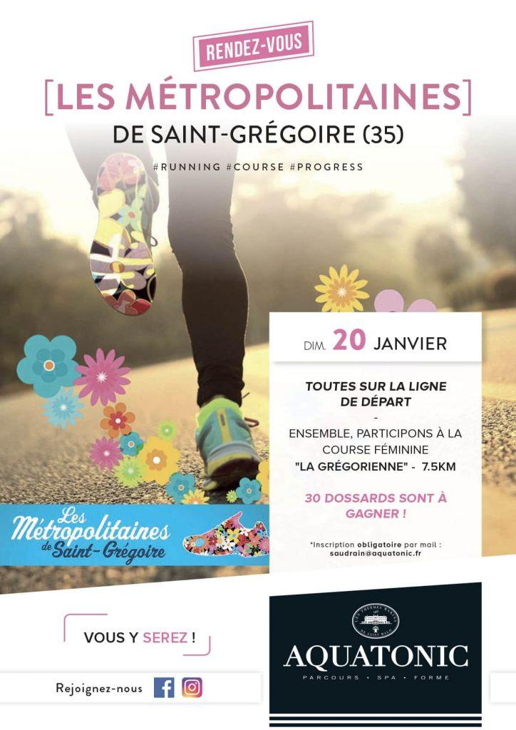 Courses Les Metropolitaine à Rennes