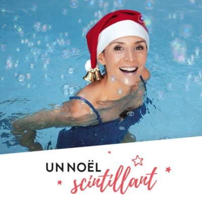 Cadeau de Noel scintillant Spa Rennes