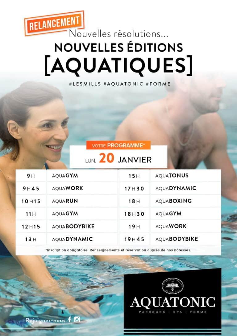 Aquatonic Rennes Aquatiques