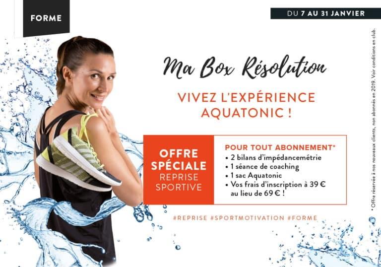 Offre spéciale reprise sportive à Rennes